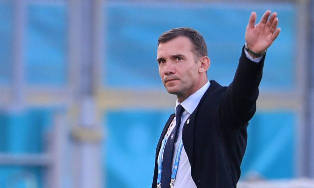 Shevchenko steps down from Ukraine job