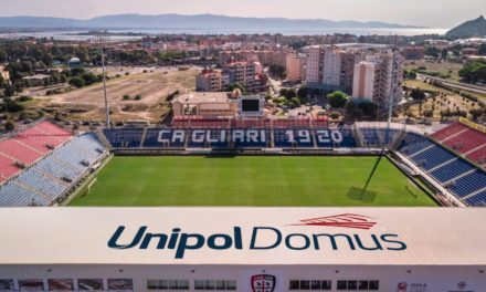 Cagliari sell naming rights to stadium