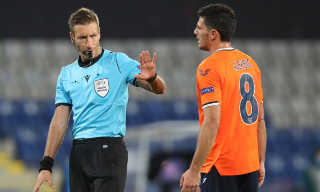 Serie A Week 2 referees