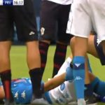 Napoli midfielder Demme out for 2-3 months