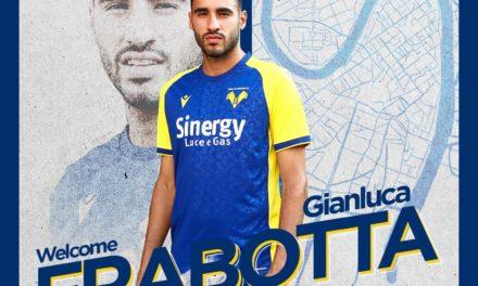 Official: Frabotta joins Verona on loan