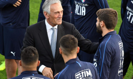 Gravina on suspicious Serie A transfers: 'Cognitive investigation to limit the impact'