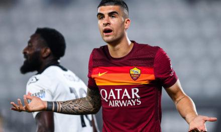 Mancini had 'fun' in Porto v Roma fight