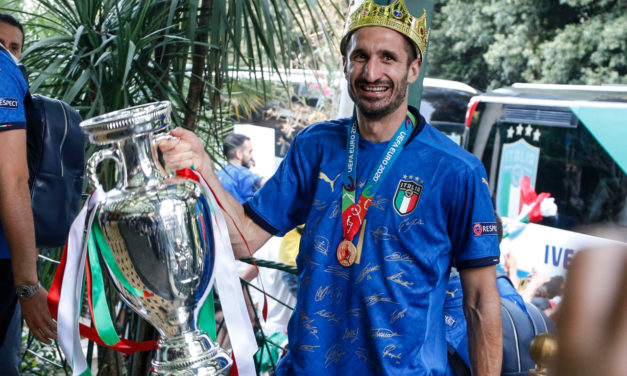 Chiellini wants improved Juventus contract
