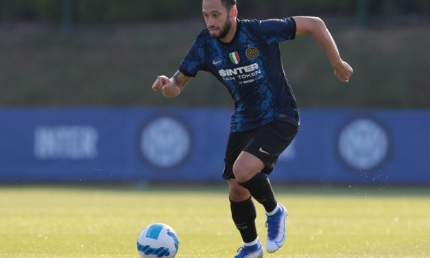 Inter squad to face FC Sheriff: Sensi included, no Calhanoglu