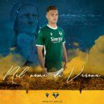 Verona present green third kit
