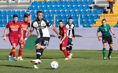 Parma midfielder Hernani close to Genoa