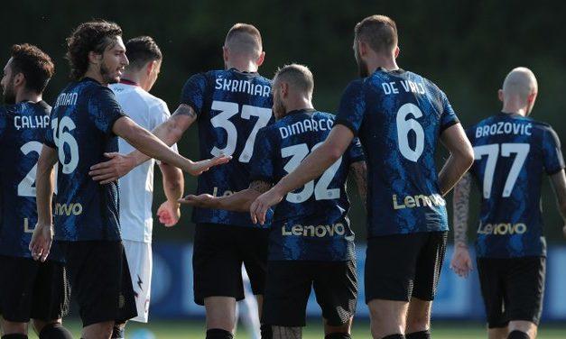 Calhanoglu on fire as Inter crush Crotone 6-0