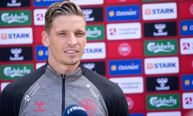 Galatasaray and Denmark both want Stryger Larsen