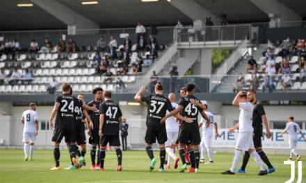 Allegri wants more McKennie goals after Juve friendly
