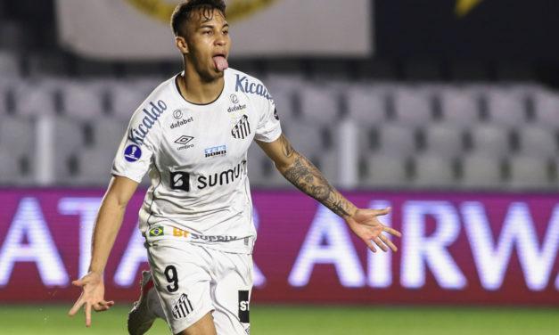 Santos President reveals details of Kaio Jorge's Juventus move