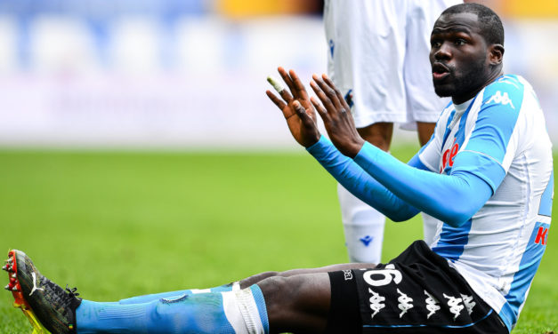 Koulibaly could meet racist Fiorentina fan
