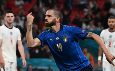 Bonucci still charged: 'The fans continue to eat pasta'
