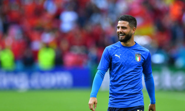 Italy and Spain both go for False 9 systems