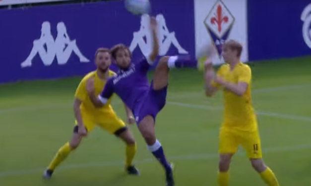 Fiorentina win first Italiano friendly
