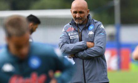 Spalletti has midfield concerns at Napoli