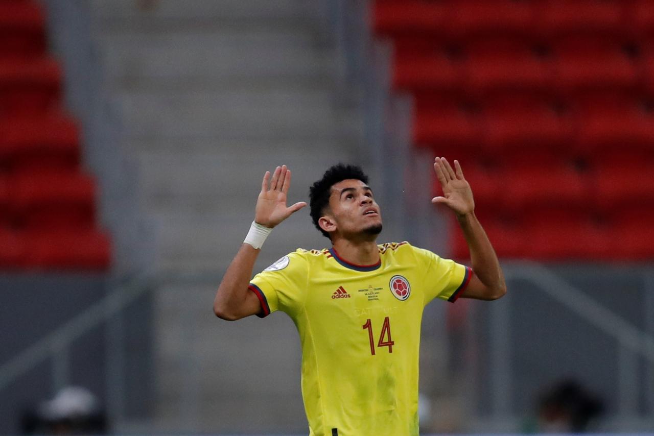 Luis Diaz Colombia