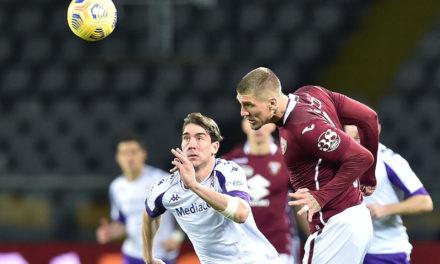 Vlahovic scores seven goals in Fiorentina friendly win
