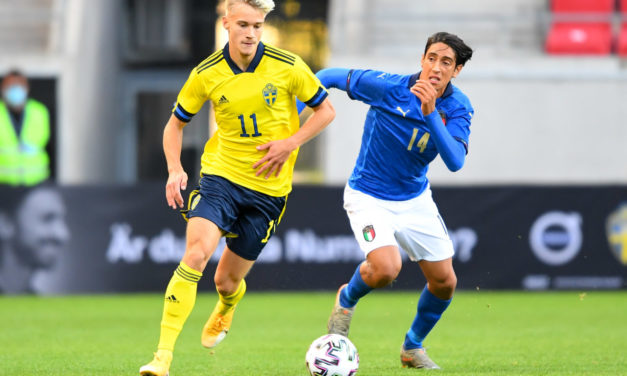 Fiorentina: Maleh 'impressed' by Vlahovic