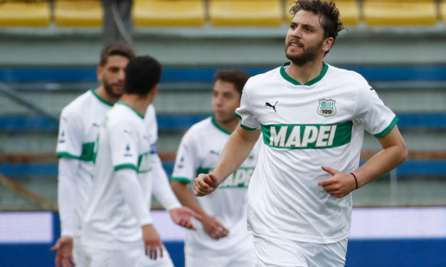 Sassuolo 'an ambitious club, offers must be suitable'