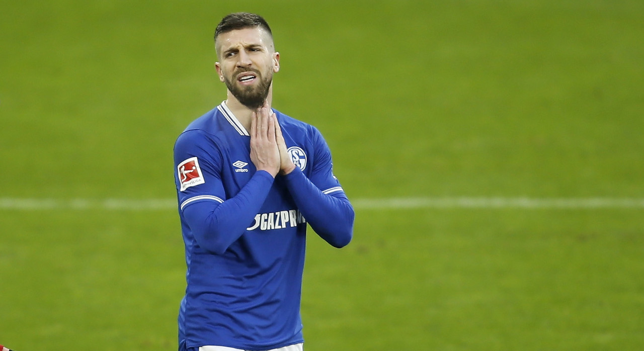 Matija Nastasic Schalke