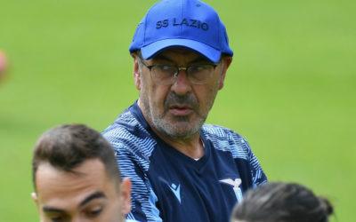 Sarri furious with Lazio after friendly draw