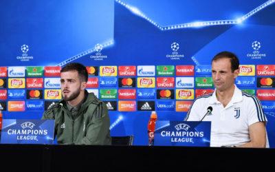 Allegri drops Pjanic return hint for Juventus