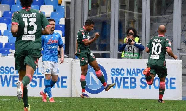 Don't get the blues over Serie A green kit ban