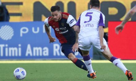Inter meet Cagliari for Nandez and Nainggolan