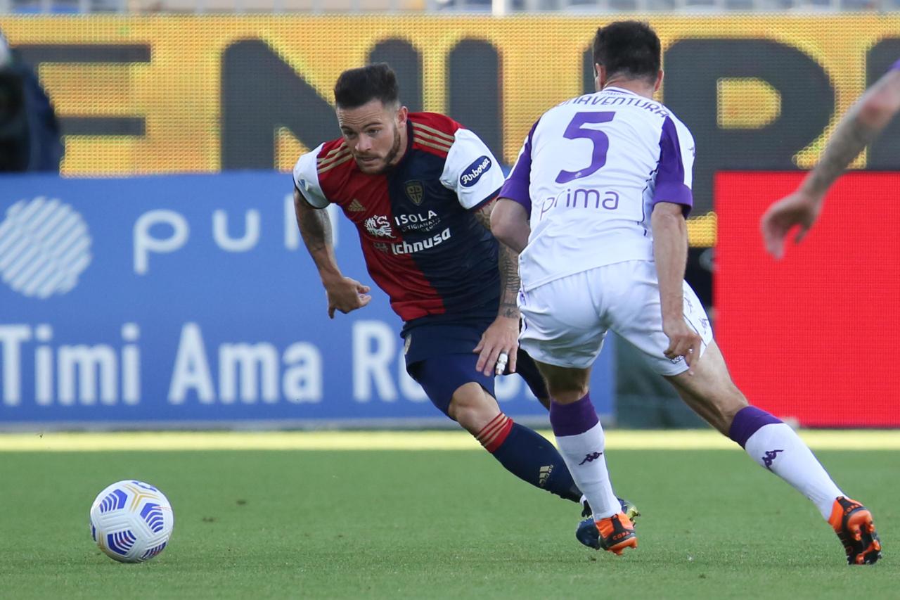 Nahitan Nandez Cagliari Fiorentina