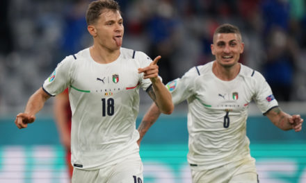 Barella: 'Unforgettable 2021 for Inter and Italy'