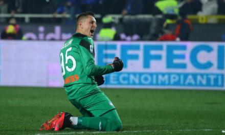 Gollini sends message to Atalanta: 'We made history'