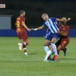 Video: Pepe and Mkhitaryan brawl in Porto v Roma