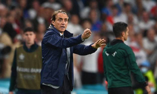 The Azzurri have an Achilles' heel: Mancini needs to deal with it