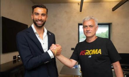 Rui Patricio doesn't feel Alisson pressure at Roma