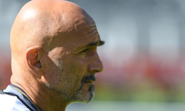 Spalletti: 'I will make series about Totti too'