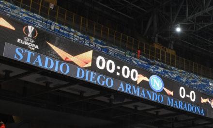 Napoli: Costa tests positive for COVID