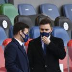 Tiago Pinto: 'Media creating confrontation with Mourinho'