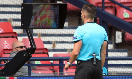 Tension grows in Serie A over refereeing mistakes