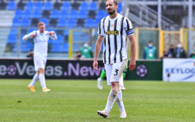 Chiellini: 'Ronaldo needed team to play for him'