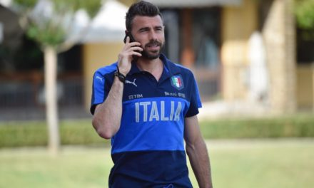 Barzagli rejoint l'équipe d'entraîneurs des jeunes de l'Italie