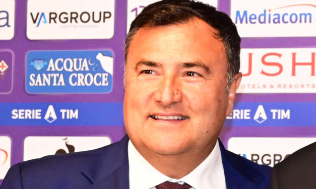 Barone: 'We offered Antognoni an important role, the attack on Commisso wasn't nice'
