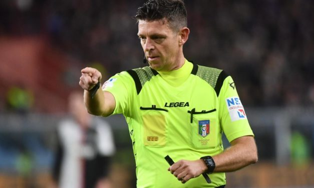 Official: Rocchi named new refereeing designator