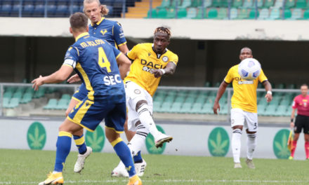 Official: Coulibaly re-joins Salernitana