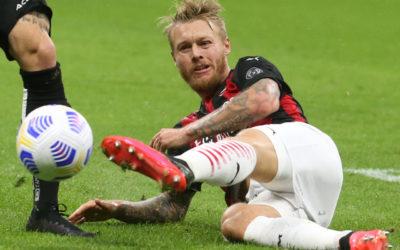 Kjaer adds to Milan injury woes