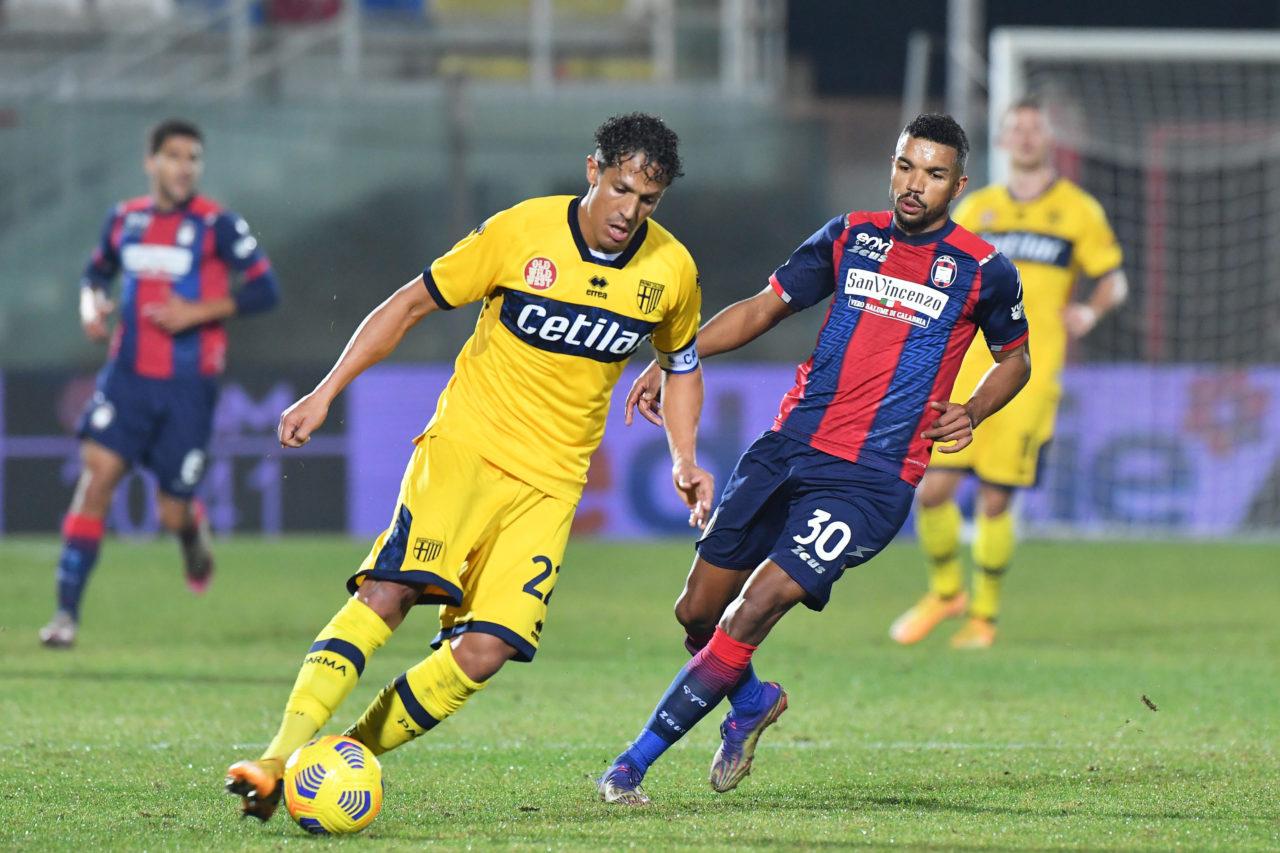 Bruno Alves for Parma vs. Crotone