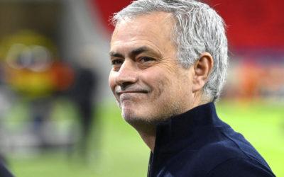 Watch: Lazio misspell Mourinho ahead of derby clash