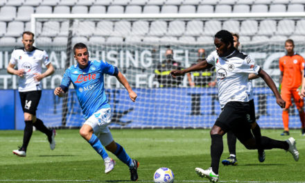 Napoli: Successful surgery for Demme