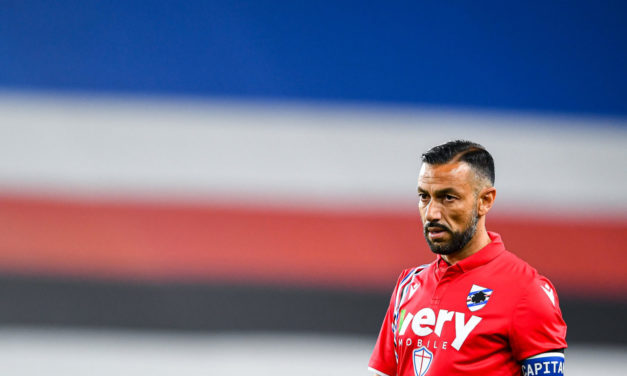 Quagliarella has not decided when to retire: 'I won't say this is my last season'