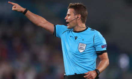 Brych to officiate Porto-Milan, Makkelie for Inter-Sheriff